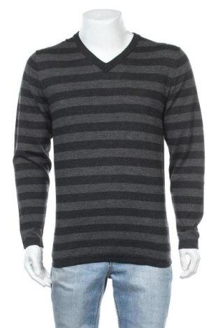 Pulover de bărbați Rodd & Gunn, Mărime S, Culoare Gri, Lână, Preț 45,29 Lei