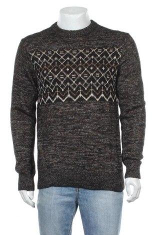 Мъжки пуловер Scotch & Soda, Размер L, Цвят Многоцветен, 33% акрил, 28% памук, 20% полиамид, 8% мохер, 6% вълна, 5% полиестер, Цена 39,00лв.