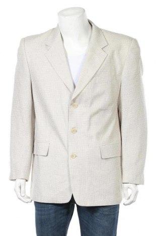Ανδρικό σακάκι Berto Lucci, Μέγεθος L, Χρώμα  Μπέζ, 58% βισκόζη, 39% πολυεστέρας, 3% πολυαμίδη, Τιμή 14,81€