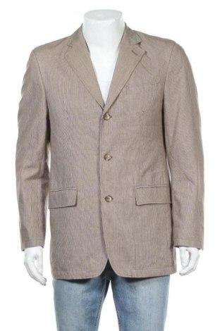 Ανδρικό σακάκι Berto Lucci, Μέγεθος L, Χρώμα Καφέ, 66% βαμβάκι, 34% πολυεστέρας, Τιμή 11,04€
