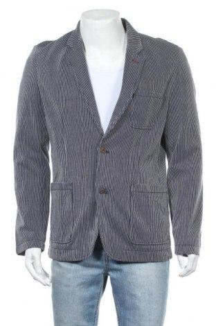 Pánské sako  S.Oliver, Velikost L, Barva Modrá, Bavlna, Cena  211,00Kč