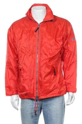 Мъжко спортно яке Deproc, Размер S, Цвят Червен, Полиамид, Цена 7,61лв.
