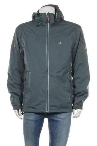 Мъжко спортно яке Ock, Размер L, Цвят Син, Полиестер, Цена 36,86лв.