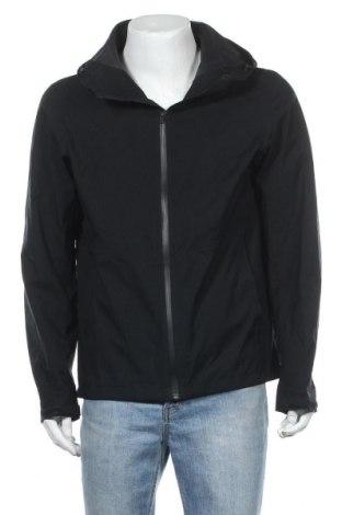 Мъжко спортно яке Uniqlo, Размер L, Цвят Черен, Цена 38,85лв.