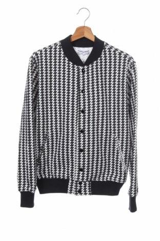 Ανδρικό μπουφάν American Apparel, Μέγεθος XS, Χρώμα Λευκό, 50% βαμβάκι, 50% πολυεστέρας, Τιμή 9,55€