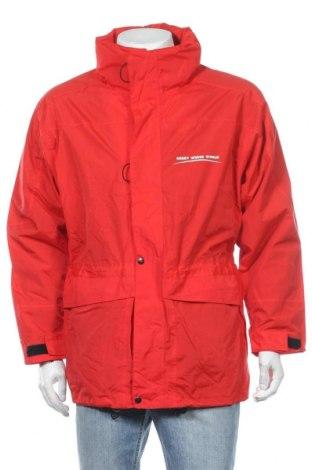 Ανδρικό μπουφάν B&C Collection, Μέγεθος L, Χρώμα Κόκκινο, Πολυαμίδη, Τιμή 9,55€