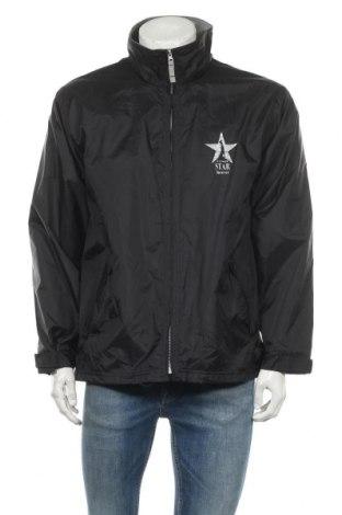 Ανδρικό μπουφάν B&C Collection, Μέγεθος M, Χρώμα Μαύρο, Πολυαμίδη, Τιμή 8,87€