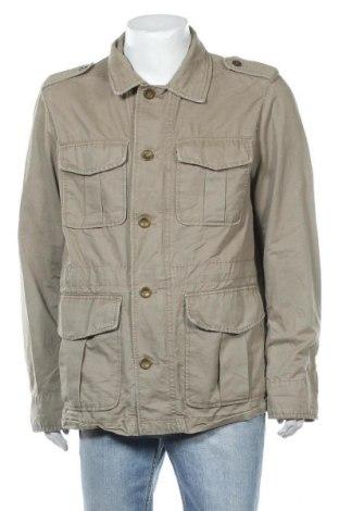 Мъжко яке H&M L.O.G.G., Размер XL, Цвят Бежов, Памук, Цена 39,90лв.