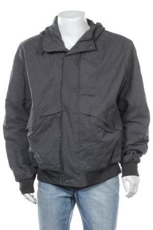 Мъжко яке H&M L.O.G.G., Размер XXL, Цвят Зелен, 84% полиестер, 16% памук, Цена 30,24лв.