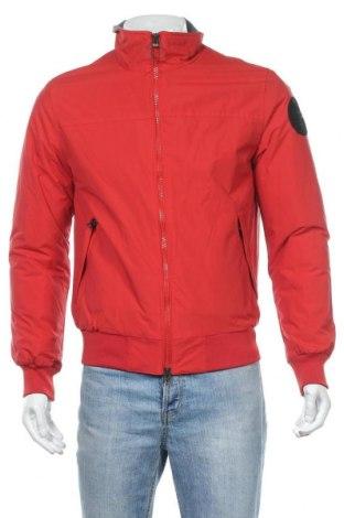 Pánská bunda  North Sails, Velikost S, Barva Červená, Polyamide, Cena  676,00Kč