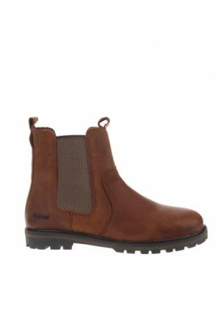 Παπούτσια Bisgaard, Μέγεθος 38, Χρώμα Καφέ, Γνήσιο δέρμα, Τιμή 32,12€