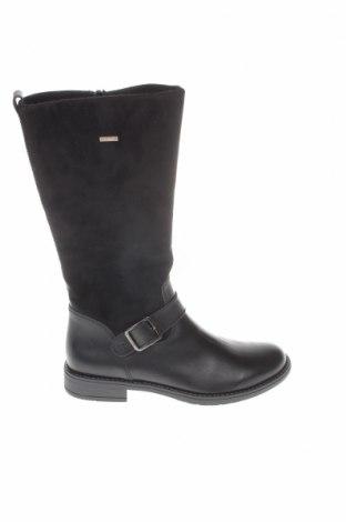 Παπούτσια Richter, Μέγεθος 39, Χρώμα Μαύρο, Γνήσιο δέρμα, Τιμή 44,29€