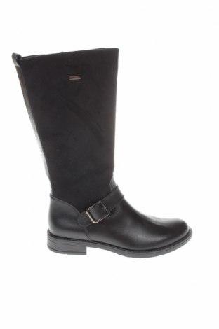 Παπούτσια Richter, Μέγεθος 38, Χρώμα Μαύρο, Γνήσιο δέρμα, κλωστοϋφαντουργικά προϊόντα, Τιμή 53,74€