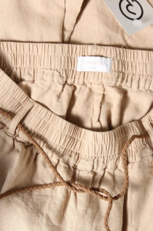Панталон за бременни Mamalicious, Размер S, Цвят Бежов, Цена 25,60лв.