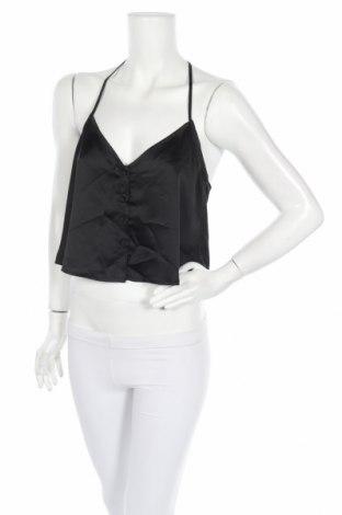 Пижама Missguided, Размер S, Цвят Черен, Полиестер, Цена 21,00лв.