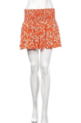 Пола - панталон Envii, Размер S, Цвят Оранжев, Вискоза, Цена 3,88лв.