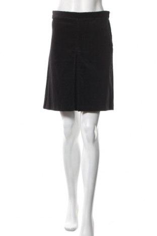 Пола H&M, Размер S, Цвят Черен, 97% памук, 3% еластан, Цена 3,00лв.