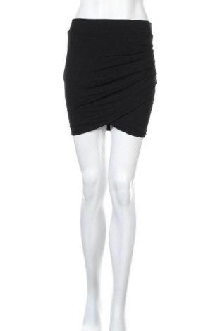 Φούστα Lush, Μέγεθος M, Χρώμα Μαύρο, 96% βισκόζη, 4% ελαστάνη, Τιμή 9,94€