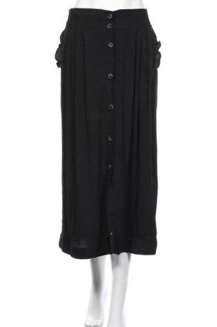 Φούστα Noa Noa, Μέγεθος L, Χρώμα Μαύρο, Βισκόζη, Τιμή 38,40€