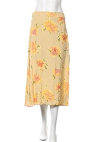 Φούστα Pieces, Μέγεθος M, Χρώμα Πολύχρωμο, Βισκόζη, Τιμή 12,41€