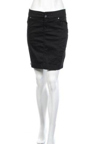 Φούστα Pink Woman, Μέγεθος S, Χρώμα Μαύρο, 98% βαμβάκι, 2% ελαστάνη, Τιμή 5,00€