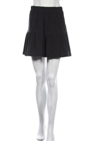 Пола Vero Moda, Размер M, Цвят Черен, 70% модал, 30% полиестер, Цена 39,00лв.