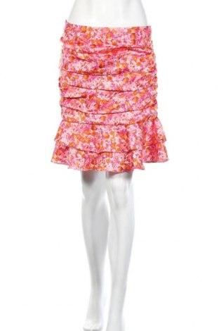 Пола Vero Moda, Размер M, Цвят Многоцветен, Полиестер, Цена 39,00лв.