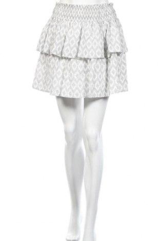Пола Vero Moda, Размер S, Цвят Бял, Памук, Цена 10,42лв.