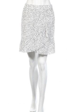 Пола Vero Moda, Размер M, Цвят Бял, Цена 39,00лв.
