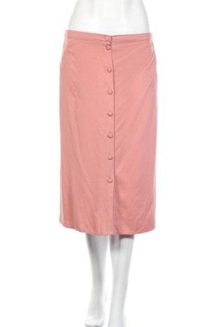 Пола Vila, Размер M, Цвят Розов, 100% вискоза, Цена 44,25лв.