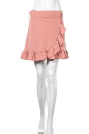 Пола Vila, Размер L, Цвят Розов, 95% полиестер, 5% еластан, Цена 39,00лв.