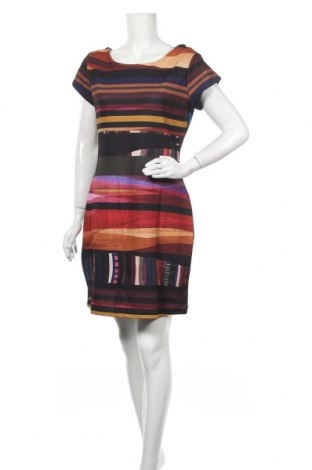 Φόρεμα Desigual, Μέγεθος XL, Χρώμα Πολύχρωμο, 94% πολυεστέρας, 6% ελαστάνη, Τιμή 37,46€