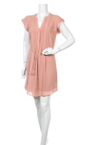 Рокля H&M, Размер M, Цвят Розов, Полиестер, Цена 27,93лв.