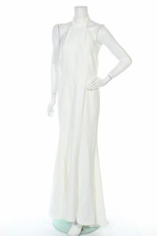 Рокля Jarlo, Размер L, Цвят Бял, 97% полиестер, 3% еластан, Цена 103,95лв.