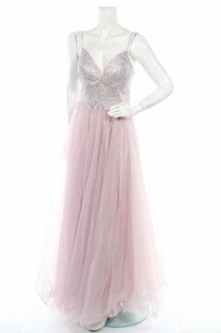 Рокля Luxuar Limited, Размер S, Цвят Пепел от рози, Полиестер, Цена 109,85лв.