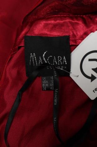 Рокля Mascara, Размер XL, Цвят Червен, Полиестер, Цена 186,75лв.