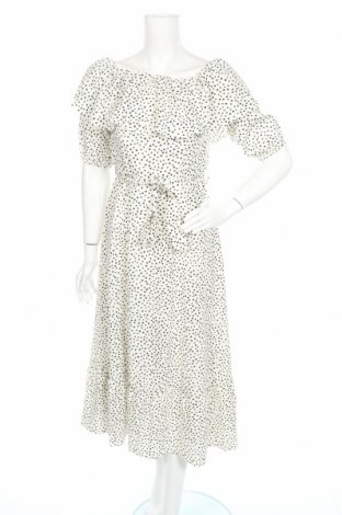 Φόρεμα Missguided, Μέγεθος M, Χρώμα Εκρού, Τιμή 18,19€