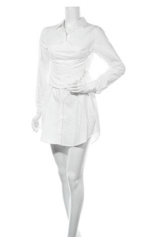 Šaty  Missguided, Velikost S, Barva Bílá, Bavlna, Cena  278,00Kč
