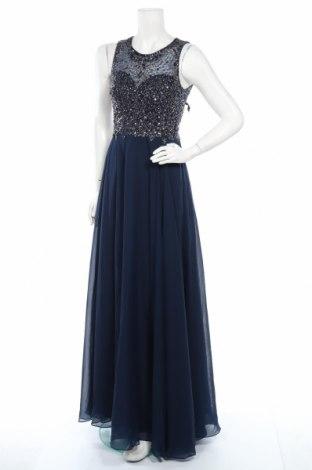 Šaty  Unique, Velikost S, Barva Modrá, Polyester, Cena  706,00Kč