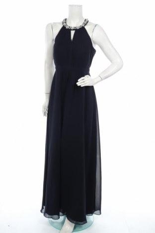 Φόρεμα Vera Mont, Μέγεθος L, Χρώμα Μπλέ, Πολυεστέρας, Τιμή 86,24€