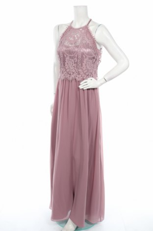 Φόρεμα Vera Mont, Μέγεθος L, Χρώμα Ρόζ , Πολυεστέρας, Τιμή 64,18€