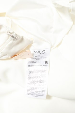 Рокля Y.A.S, Размер XL, Цвят Бял, 95% полиестер, 5% еластан, Цена 53,00лв.