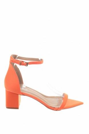 Σανδάλια Bebo, Μέγεθος 38, Χρώμα Πορτοκαλί, Κλωστοϋφαντουργικά προϊόντα, Τιμή 16,73€