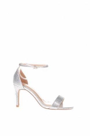 Σανδάλια Head Over Heels, Μέγεθος 36, Χρώμα Γκρί, Δερματίνη, Τιμή 13,99€