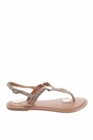 Σανδάλια New Look, Μέγεθος 39, Χρώμα Πολύχρωμο, Γνήσιο δέρμα, κλωστοϋφαντουργικά προϊόντα, Τιμή 20,63€