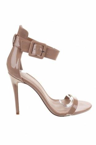 Σανδάλια New Look, Μέγεθος 39, Χρώμα Ρόζ , Δερματίνη, Τιμή 18,25€