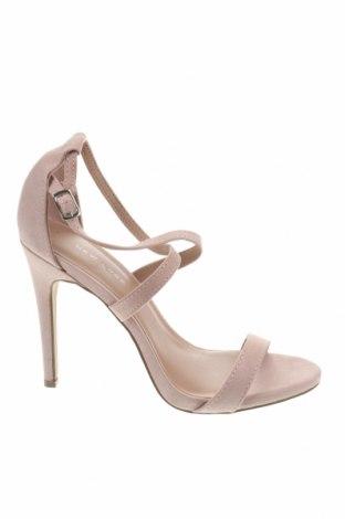Σανδάλια New Look, Μέγεθος 38, Χρώμα Ρόζ , Κλωστοϋφαντουργικά προϊόντα, Τιμή 18,25€