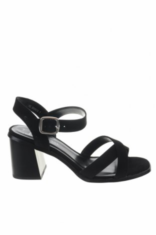 Sandály New Look, Velikost 39, Barva Černá, Textile , Cena  362,00Kč
