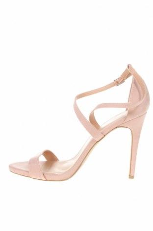 Σανδάλια New Look, Μέγεθος 40, Χρώμα Ρόζ , Κλωστοϋφαντουργικά προϊόντα, Τιμή 17,64€