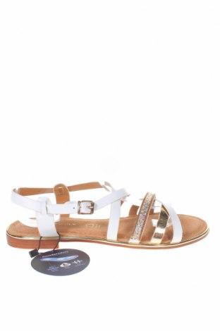 Сандали Nicewalk, Размер 39, Цвят Бял, Еко кожа, Цена 39,00лв.